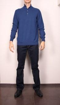 Свитер синий Panicale Cashmere Image 0