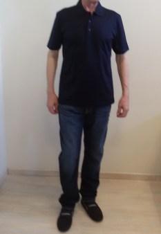Поло синие Benigni 26191G Image 0
