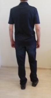Поло синие Benigni 26237G Image 1