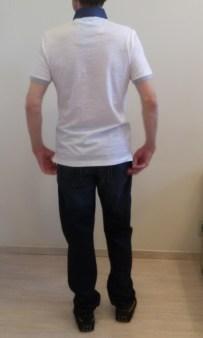 Поло белое Benigni 26438G Image 1