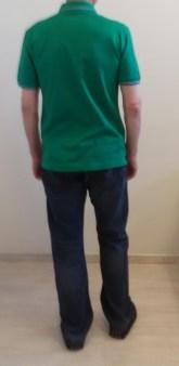 Поло зеленое Benigni 262Z92G Image 1