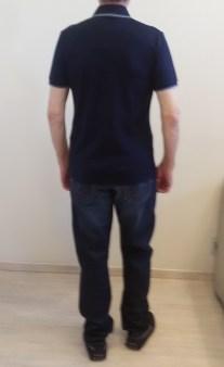 Поло синие Benigni 26536G Image 1