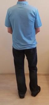 Поло голубое Benigni 264TE2 Image 1