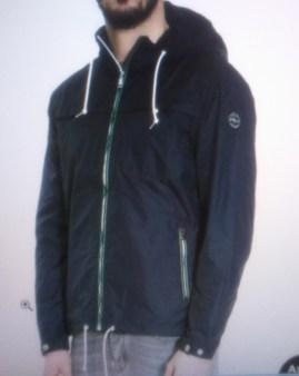 Ветровка синяя Ralph Lauren арт.A30XZ7KK Image 1