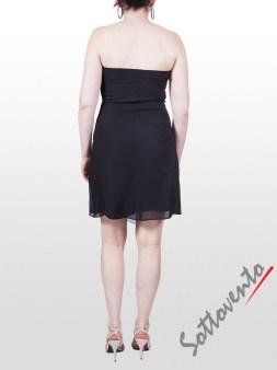 Платье чёрное  Faith 114. Image 1