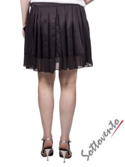 Юбка  чёрная Karl Lagerfeld 81618016. Image 1
