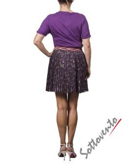 Платье фиолетовое  See by Chloe Т6746. Image 2