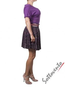 Платье фиолетовое  See by Chloe Т6746. Image 3