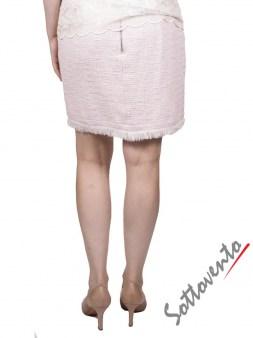 Юбка  розовая Blugirl Folies 8758. Image 1