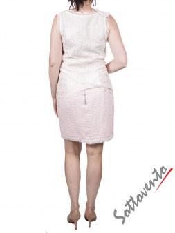 Юбка  розовая Blugirl Folies 8758. Image 4