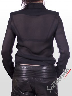 Рубашка чёрная  Versus B0TAB624 Image 1
