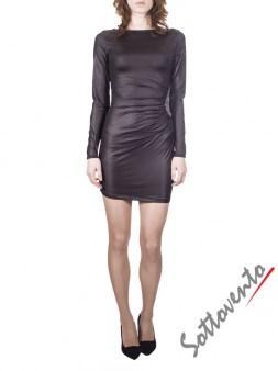 Платье чёрное  Philipp Plein 2001. Image 0