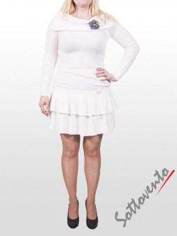 Платье белое  Blugirl Folies 8817. Image 0