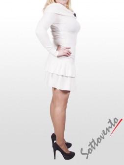 Платье белое  Blugirl Folies 8817. Image 2