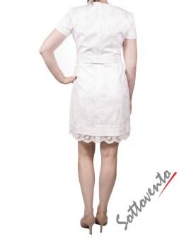 Платье белое Ermanno Scervino Street 133 Image 1