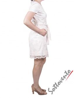 Платье белое Ermanno Scervino Street 133 Image 2