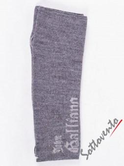 Перчатки серые Galliano  085. Image 1