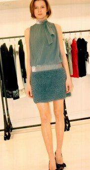 Платье серое Valentino Red BRAVS3HH Image 0