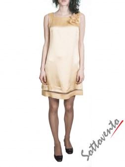 Платье жёлтое Ermanno Scervino Street 155. Image 0