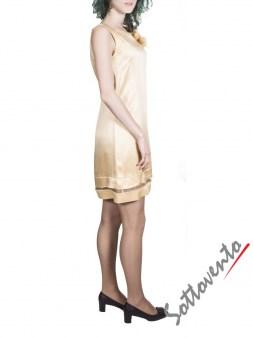 Платье жёлтое Ermanno Scervino Street 155. Image 2