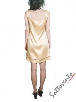 Платье жёлтое Ermanno Scervino Street 155. Image 1