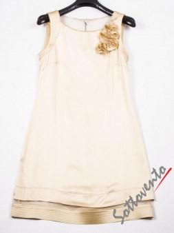 Платье жёлтое Ermanno Scervino Street 155. Image 3
