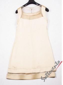 Платье жёлтое Ermanno Scervino Street 155. Image 4