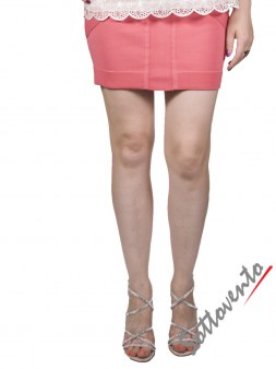 Юбка розовая  Faith 4607М7. Image 1