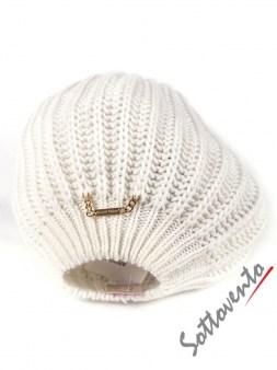 Шапка белая  Blugirl Folies AV05. Image 1