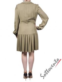Платье зелёное  Valentino Red DROVS9C5. Image 1