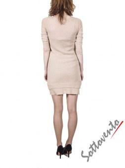 Платье бежевое  Ermanno Scervino Street 644. Image 1