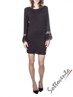 Платье  чёрное Philipp Plein 2911. Image 1