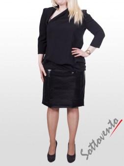 Платье чёрное  Gaetano Navarra 2095. Image 0