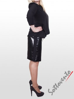 Платье чёрное  Gaetano Navarra 2095. Image 2