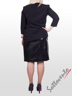 Платье чёрное  Gaetano Navarra 2095. Image 1