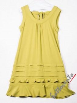 Платье ANA837.  Valentino Red Image 0