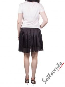 Юбка  чёрная Karl Lagerfeld 81618016. Image 4
