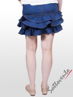 Юбка синяя  Valentino Red AD28AA Image 1