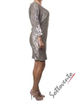 Платье серо-зелёное  Richmond 2201. Image 2