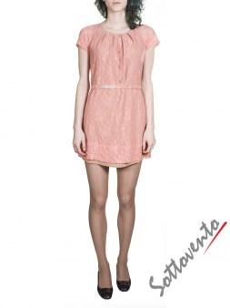 Платье розовое  Blugirl Folies 3905. Image 2
