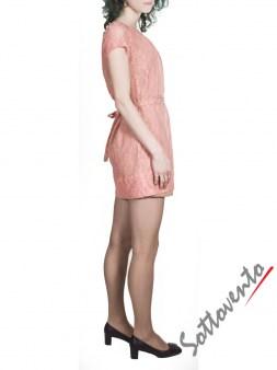 Платье розовое  Blugirl Folies 3905. Image 4