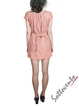 Платье розовое  Blugirl Folies 3905. Image 3