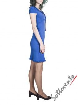 Платье синее   Blugirl Folies 3932. Image 2