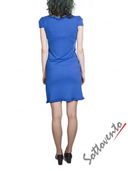 Платье синее   Blugirl Folies 3932. Image 1