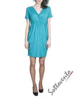 Платье бирюзовое Blugirl Folies 3934. Image 0