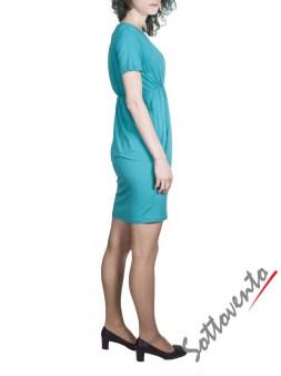 Платье бирюзовое Blugirl Folies 3934. Image 2