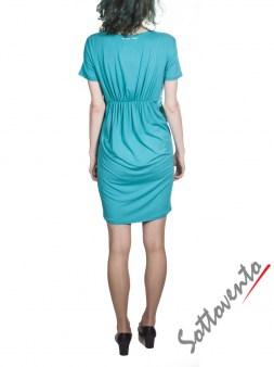 Платье бирюзовое Blugirl Folies 3934. Image 1