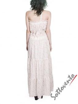 Сарафан бело-розовый Blugirl Folies 3913. Image 2