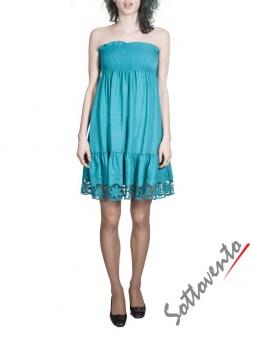 Платье бирюзовое  Blugirl Folies 3911. Image 0