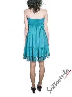 Платье бирюзовое  Blugirl Folies 3911. Image 1